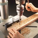 Magnetic Fence for Drill Press or Band Saw