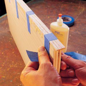 tape edge banding
