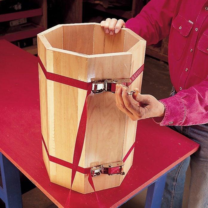 belt clamping