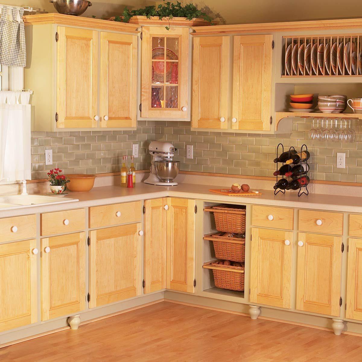 Rejuvenate Your Cabinets