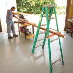 Stepladder Outboard Support