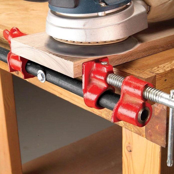 workbench clamp