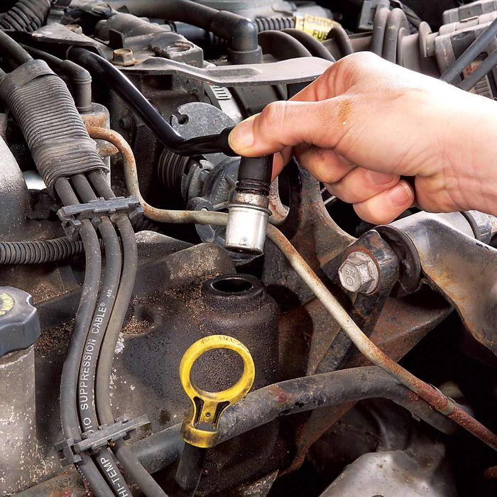 Replace Your PCV Valve