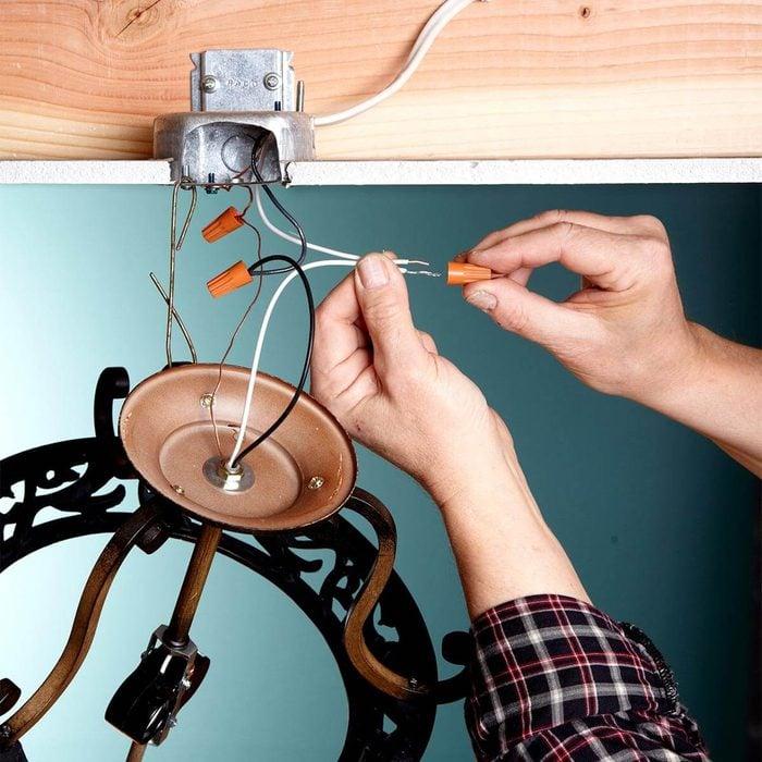 Fix a Broken Light Fixture