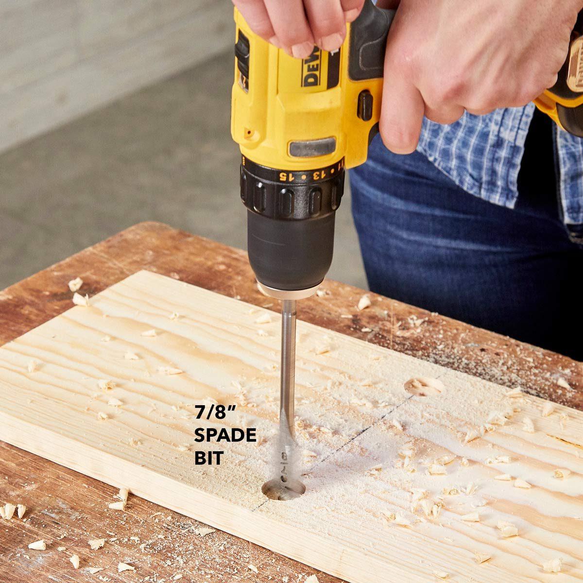 drill board