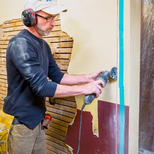 Plaster and Lath Tear-Off Tips