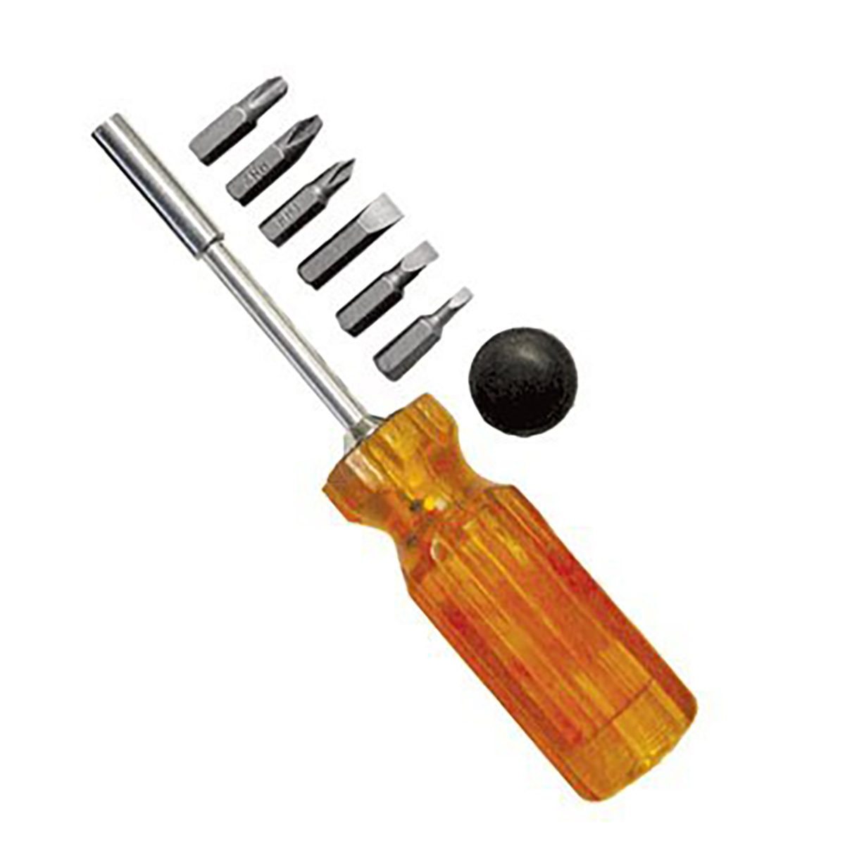 Magnetic Interchangeable Multi-Bit Screwdriver Set