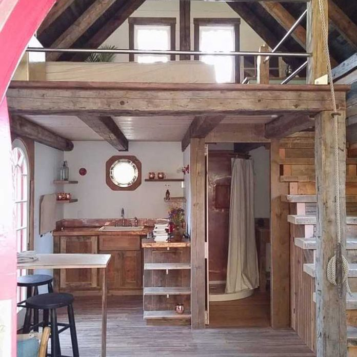 40 Charming Tiny Homes That We D Love To Own Family Handyman
