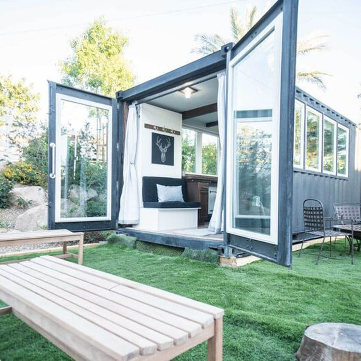 tiny houses interior and exterior