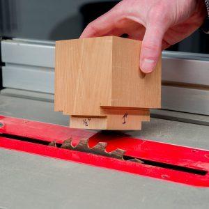 DIY Table Saw Blade Height Gauge