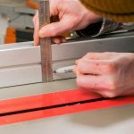 Table Saw Fence Blade Height Guide