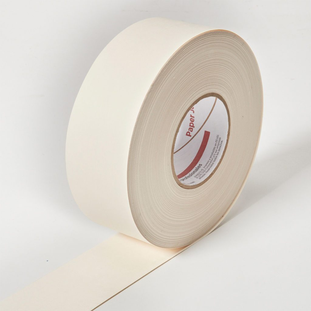 A Roll of Paper Tape | Construction Pro Tips