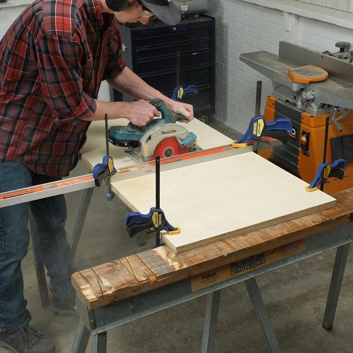 SMWS PEGBOARD STORAGE Cut Plywood