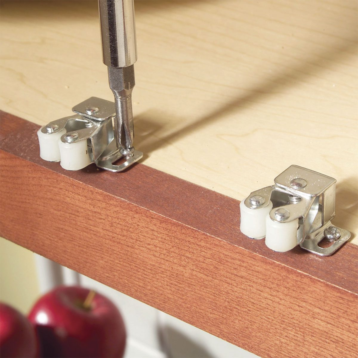 Fix Misaligned Cabinet Latches
