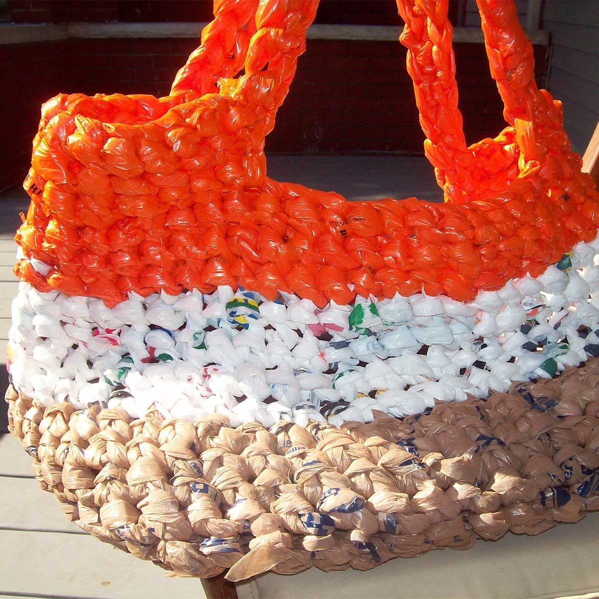 15 Brilliant Ways To Reuse Plastic Grocery Bags The Family Handyman