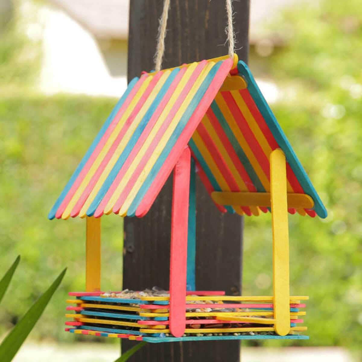16 Seriously Cool Birdhouses The Family Handyman