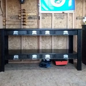 Reader Project: Simple Workbench With Added Storage