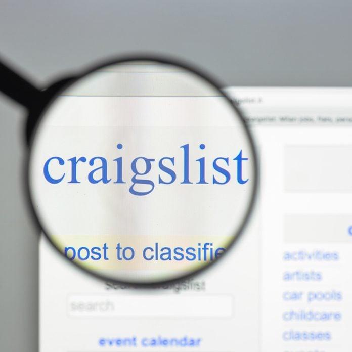 craigslist sell your stuff