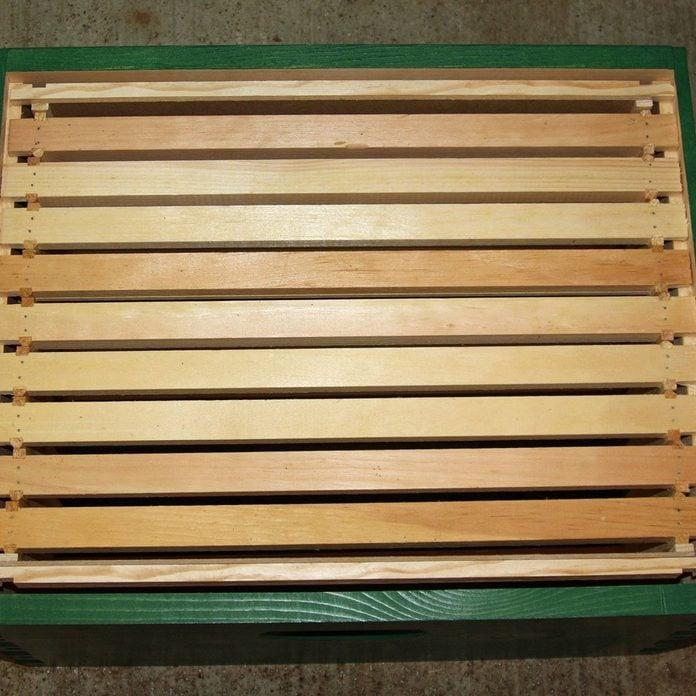 DIY Follower Boards Beehive