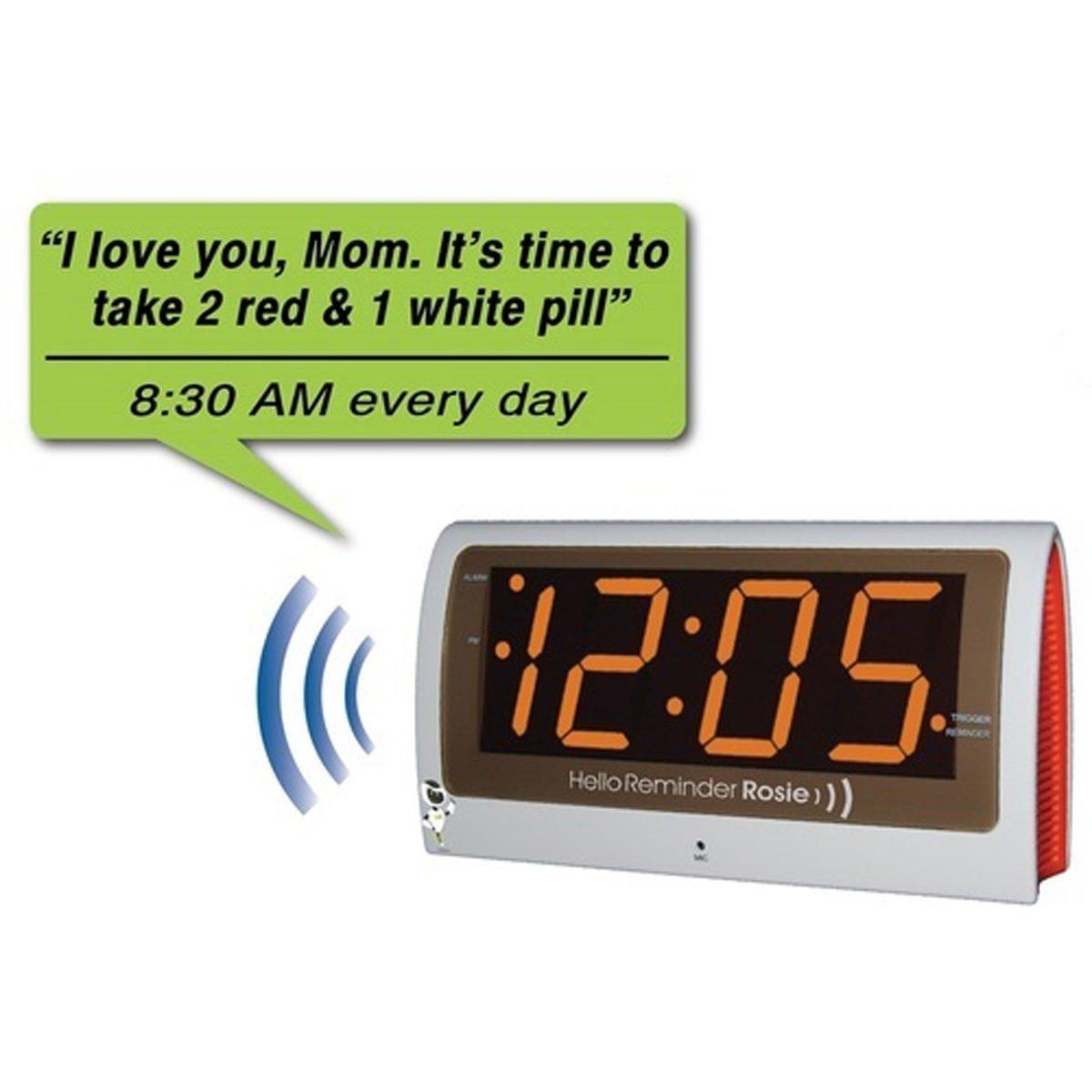 personalized alarm clock