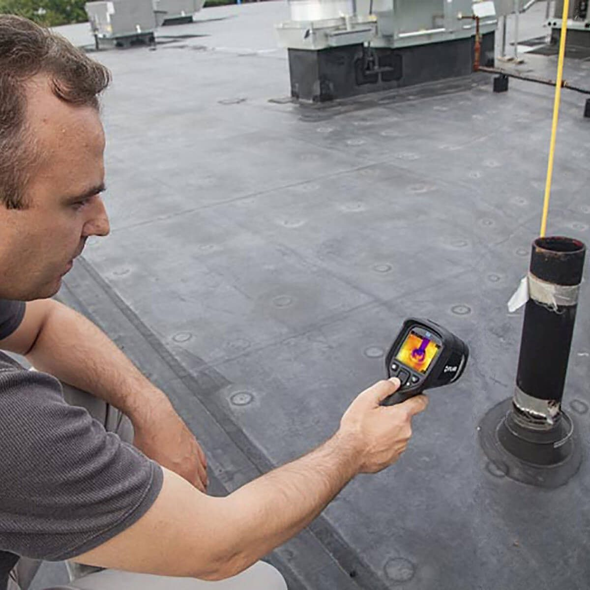 FLIR E6 Compact Thermal Imaging Camera