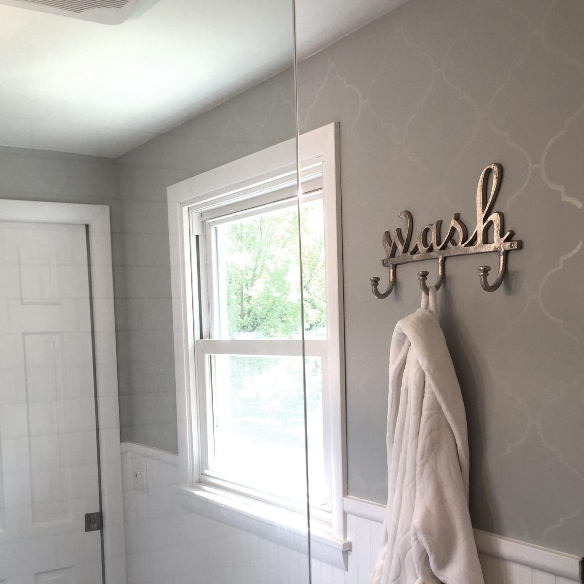 Drop ceiling tiles installation tips family handyman how to create a subtly dimensional accent wall dailygadgetfo Gallery