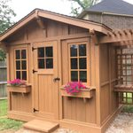 Reader Project: The Perfect Garden Shed