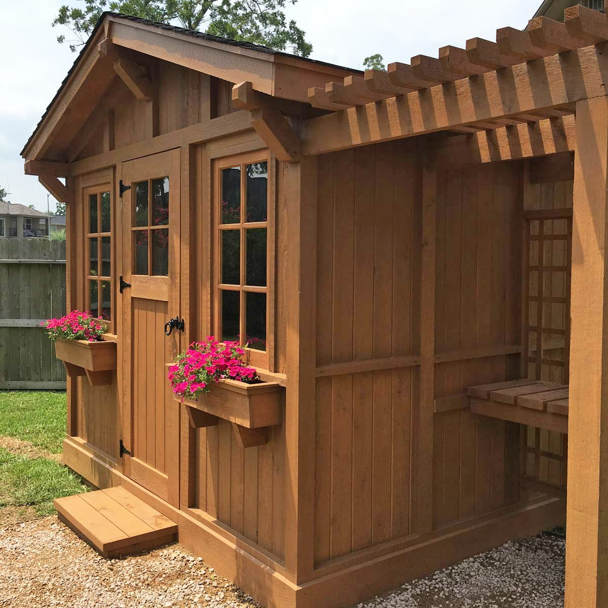 Reader project the perfect garden shed the family handyman for Shed project