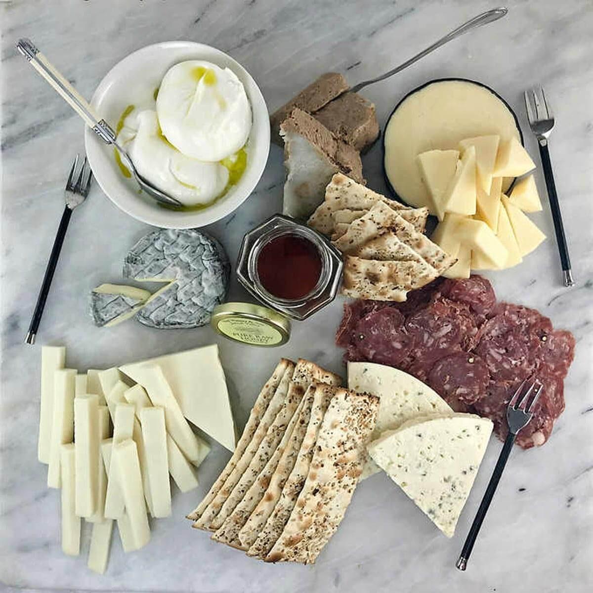 Artisan Cheese & Cracker Selection costco