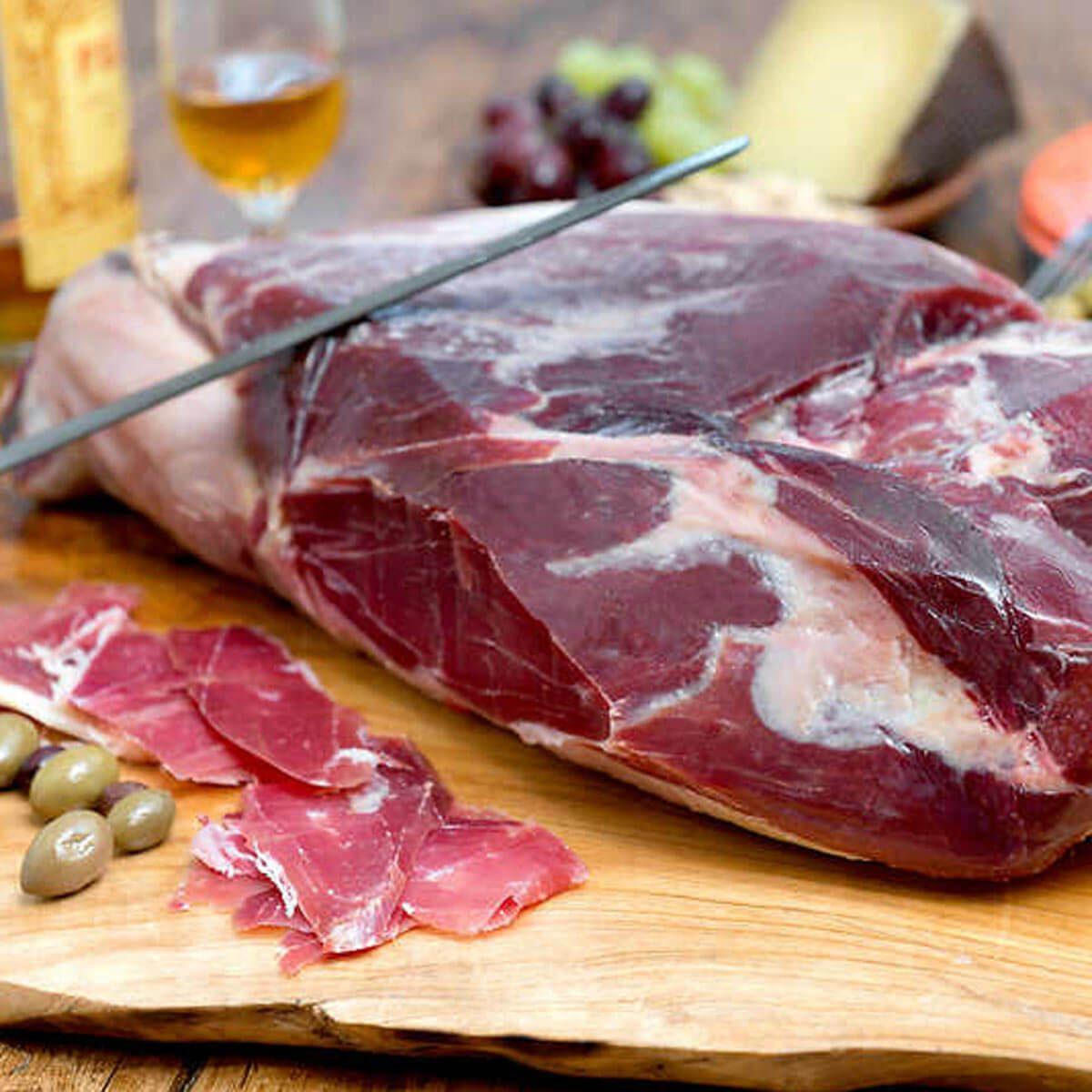 Dry-cured Boneless Ham