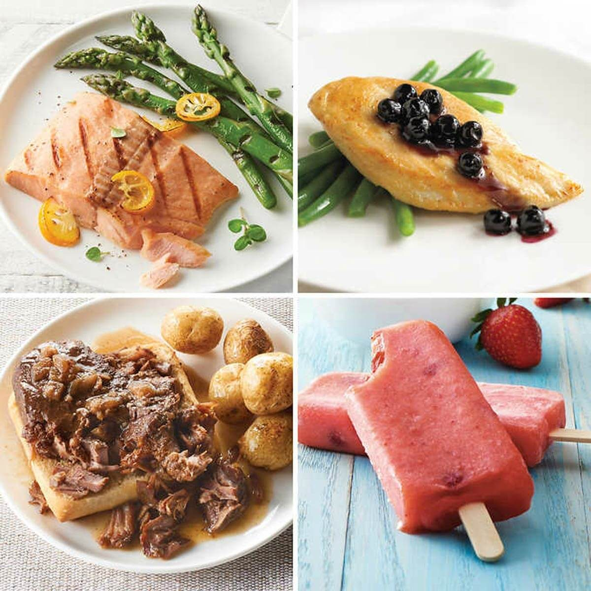 health food costco pack
