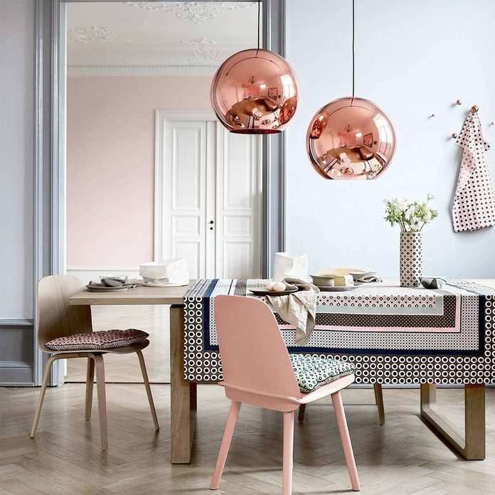 Copper Light Fixtures