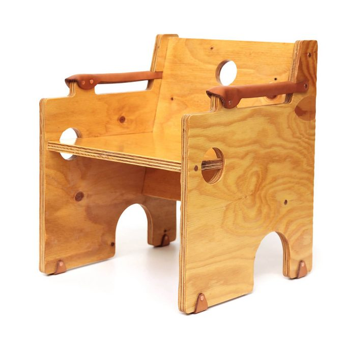 Plywood Kids' Chair