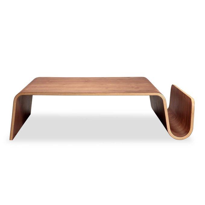 Scando Mid-Century Plywood Coffee Table