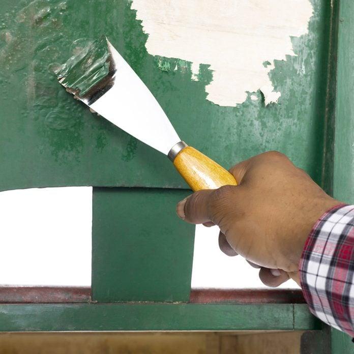 remove paint