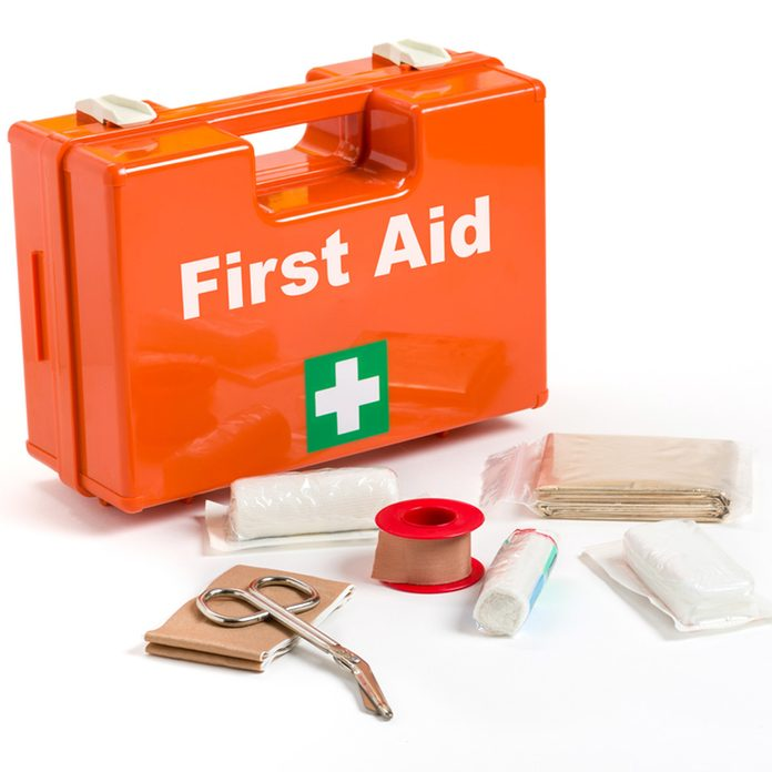First Aid Kit safety tips