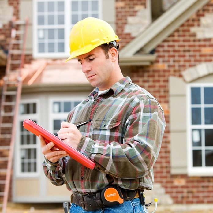 home inspection contractor