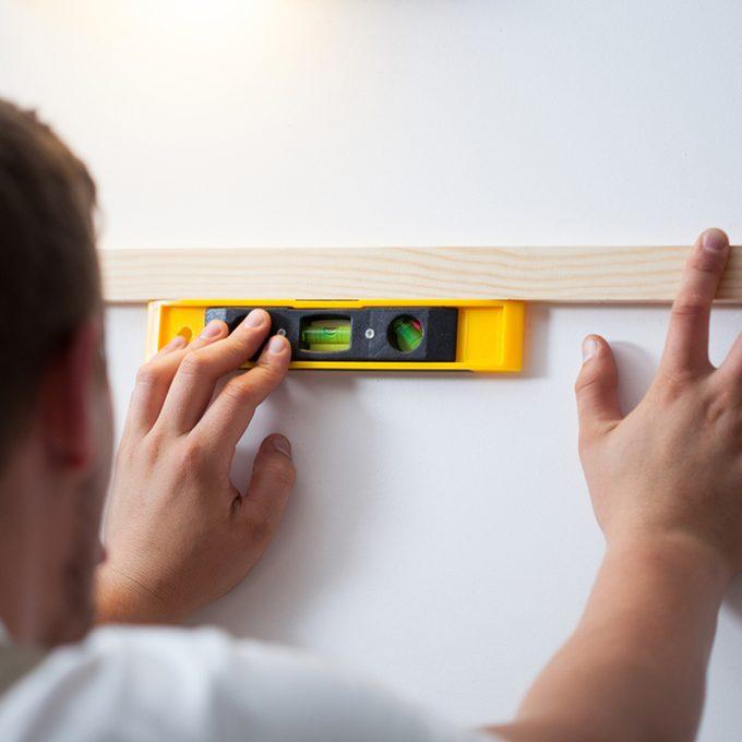 measuring level