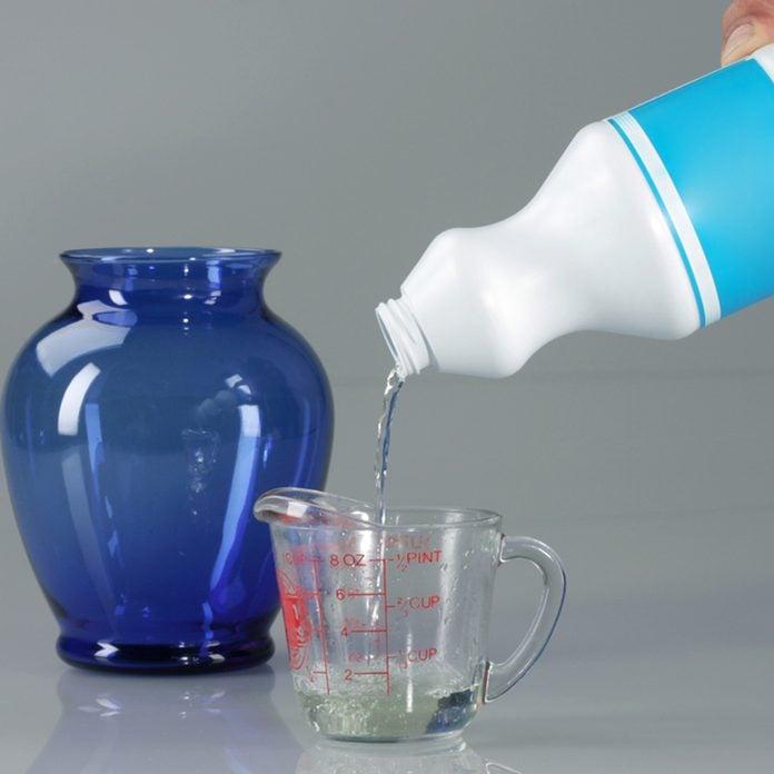 bleach cleaner