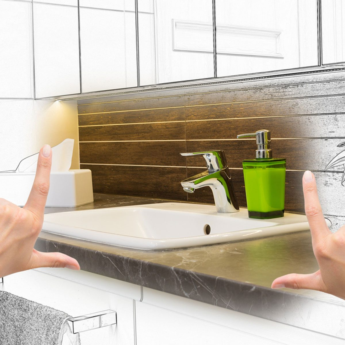 bathroom kitchen remodel imagine