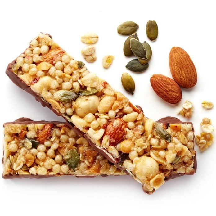 granola bar snacks