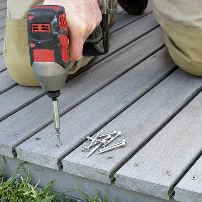 deck installation repair