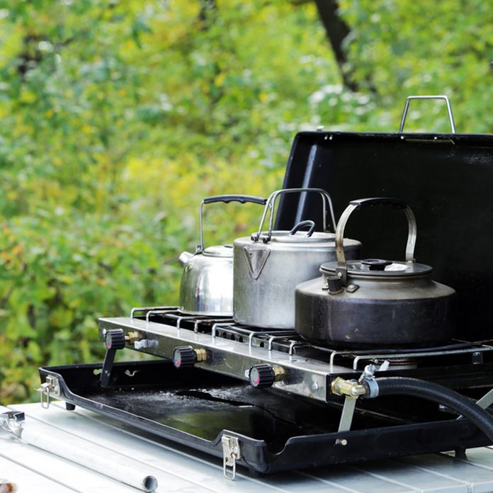 outdoor cooking camping