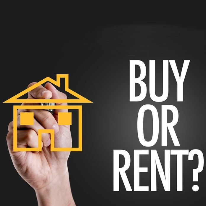 rent or buying a house tips for buying a house