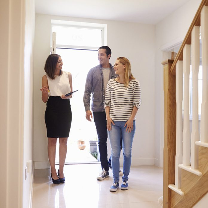buying a house realtor