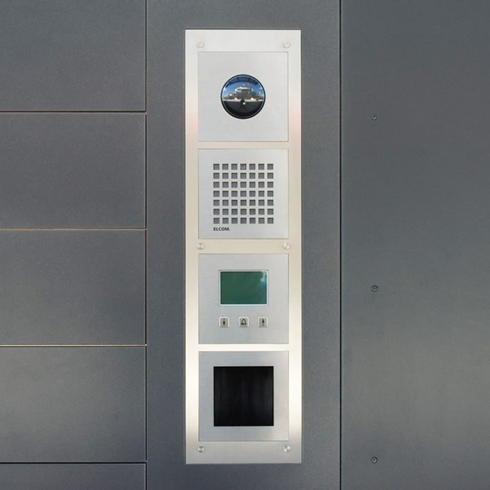 aging in place technology video doorbell