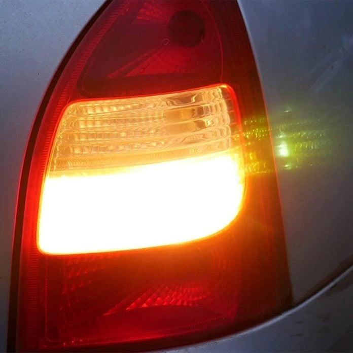 car reverse lights