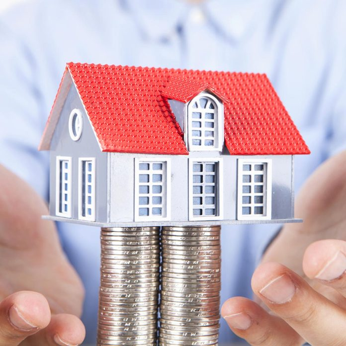 buying a house payment