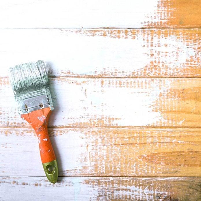 paint primer on wood