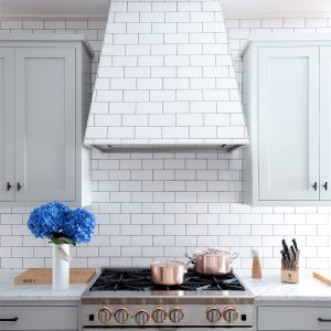 Creative Ways to Disguise a Range Hood Vent